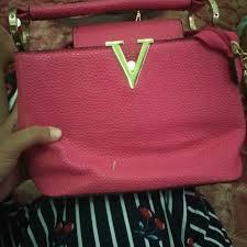 Tas Chanel Zalora tas size 25 produk zalora preloved fesyen wanita tas dompet di