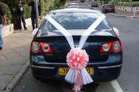 Wedding Car Decorations Top Wedding Car Decoration With Wedding Car Decoration White And