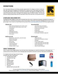 Kitchen Tools And Equipments And Their Uses Items Needed For Refugees In Sacramento International Rescue