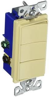 eaton 7729w sp 15 amp 120 volt decorator heavy duty grade three