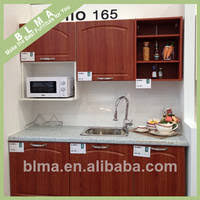 Kitchen Cabinets Made Simple China Ready Made Simple Designs Pvc Wood Kitchen Cabinets For Sale