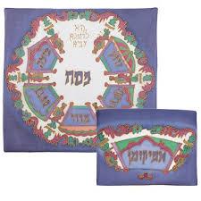 passover matzah cover silk painted matzah covers