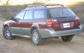 2003 subaru outback information and photos zombiedrive