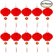 lantern new year resinta 20 pieces lanterns decorations for new