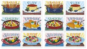 cuisine latine delicioso postage sts dedicated to cuisine nbc bay