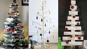 modern christmas tree top 10 diy modern christmas trees non traditional