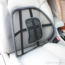 car chair covers comfortable mesh lumbar back support cushion waist support