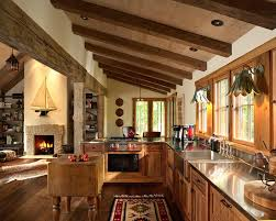 L Shaped Country Kitchen Designs by Layout Counter Height L Shaped Counter Would Open Into Sun Room