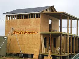 photos sheds patios roofing repair barns humble tx houston