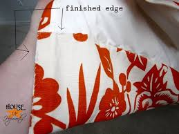 How To Sew Grommet Curtains With Lining How To Make Professional Lined Curtain Panels