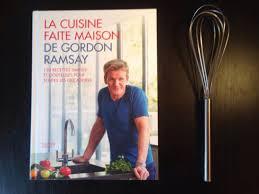 livre cuisine gordon ramsay gordon ramsay vous apprend à cuisiner sans se prendre la tête biba