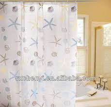Matching Bathroom Window And Shower Curtains Wonderful Matching Shower And Window Curtains And Interesting