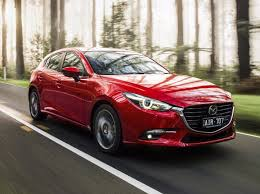 new mazda prices australia news 2016 mazda3 facelift get oz pricing tech and safety kit