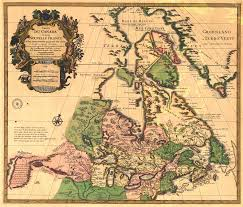New France Map by Louisiana Was Part Of Canada In 1700 Canada