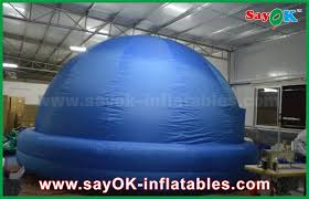 customized planetarium small dome shaped projector