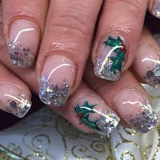 29 glitter acrylic nail art designs ideas design trends