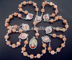 seven sorrows rosary 6mm wooden chaplet seven sorrows of rosary buy rosary
