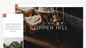copper hill theme yootheme