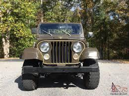 jeep cj golden eagle cj golden eagle all original