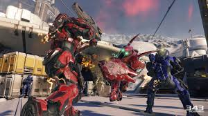 Halo Capture The Flag Review Halo 5 Guardians Offers Action Drama And Fun Gamecrate
