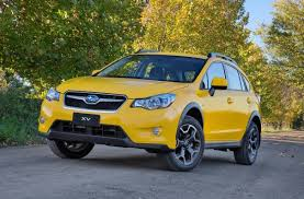 2015 subaru xv interior subaru xv sunshine yellow edition announced for australia