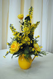 Sunflower Arrangements Ideas 93 Best Diy Floral Arranging Images On Pinterest Flower