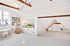 Rooms For Kids by Turn The Attic Into A Perfect Play Area For The Kids 25