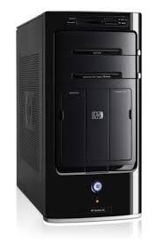 pc bureau hp 2 duo amazon com hp pavilion media center m8100n desktop pc amd athlon
