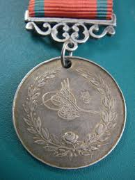 Ottoman Medals Antalyacollection