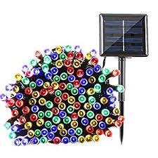 Where To Buy Patio String Lights Amazon Com Qedertek Solar String Lights 72ft 200 Led Fairy