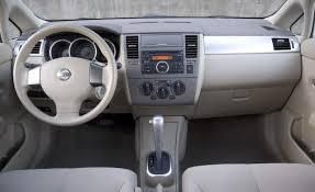 silver nissan inside car picker nissan versa hb interior images