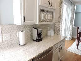 white tile kitchen backsplash modern kitchen backsplash ideas black and white tile kitchen