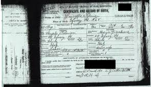 birth certificate u2013 genealogy and jure sanguinis