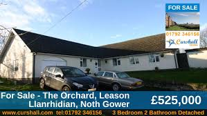 for sale the orchard leason llanrhidian north gower 525 000