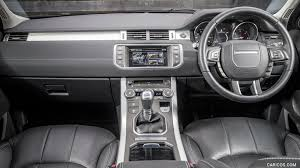 evoque land rover interior 2016 range rover evoque 5 door 2wd uk spec interior cockpit