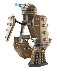 amazon com doctor who dalek security patrol ship includes dalek