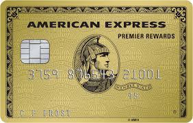 premier rewards gold card from american express reviews credit karma