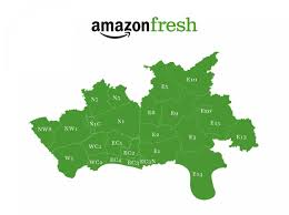 Amazon World Map by Amazon Launches Its Fresh Food Delivery Service In The Uk The