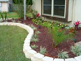 flower bed border ideas landscaping u0026 backyards ideas