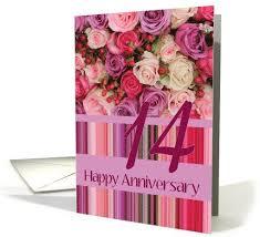 14th wedding anniversary flower u2013 thin blog