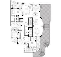 penthouse floor plans penthouse 5