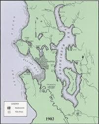 Discovery Park Seattle Map by Seattle Washington Usa Procedural Object Bridges Page 5