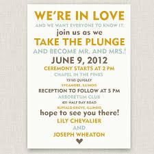 Destination Wedding Invitation Wording Examples Exclusive Informal Wedding Invitation Wording Theruntime Com