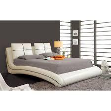 curved bed frame curved platform bed modernmist limited