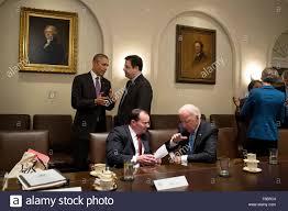 Barack Obama Cabinet Members President Barack Obama Talks With Rep Raul Labrador R Idaho As