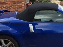 convertible nissan 350z soft top car hood replacement norwich norfolk top job