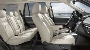 luxury minivan interior freelander 2