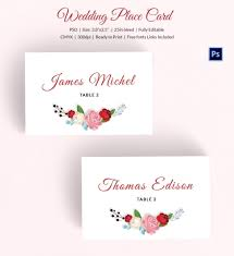 wedding place cards template free place card template word the best resume