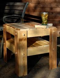 Wood Plans For Small Tables by 109 Best Coffee Bedside Table Images On Pinterest Home Pallet