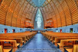 cathedral of christ the light interior of cathedral of christ the light oakland ca
